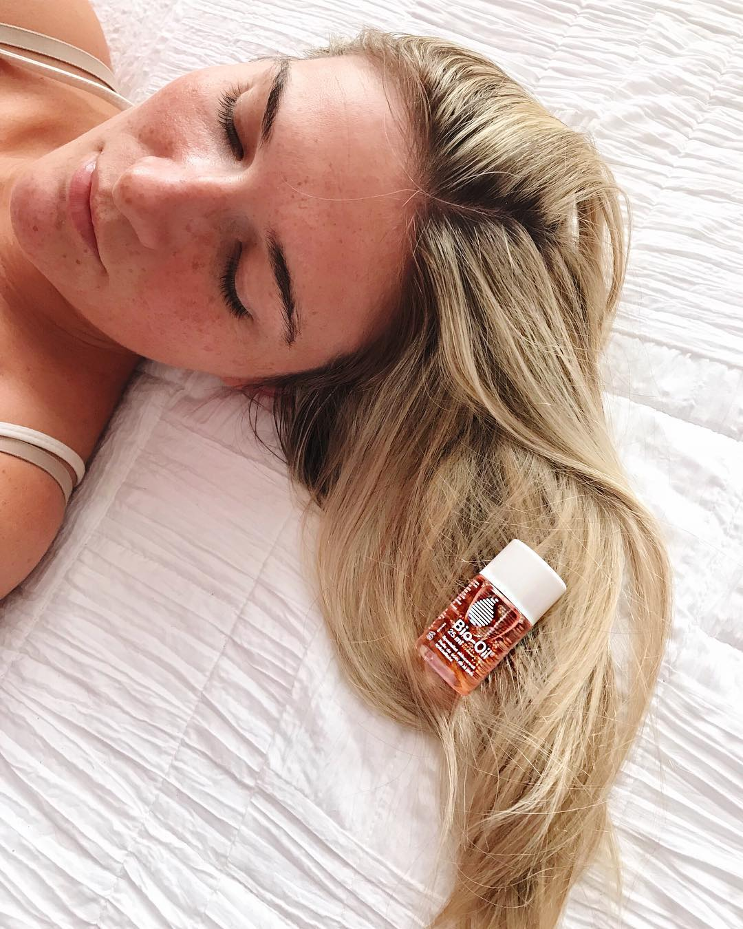 Bio-Oil for Dry, Damaged Hair