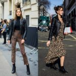 Street style / Leopard Print Outfit Ideas by Major Mag