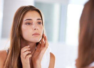 How to shrink or minimize large open pores on skin fast