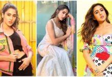 Sara Ali Khan Latest Looks and Outfits for Love Aaj Kal Promotions 2020