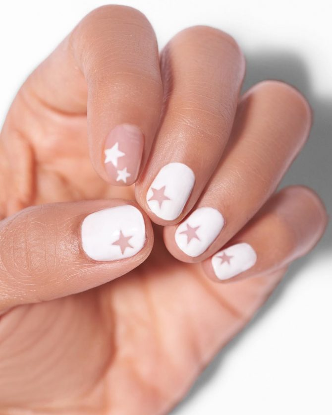 10 - Minimalist Nail Art Designs