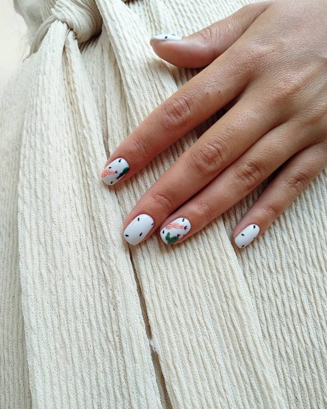 16 - Minimalist Nail Art Designs