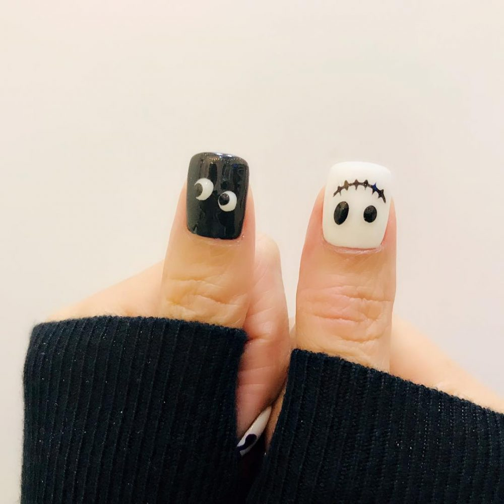 Halloween Nail Art Ideas