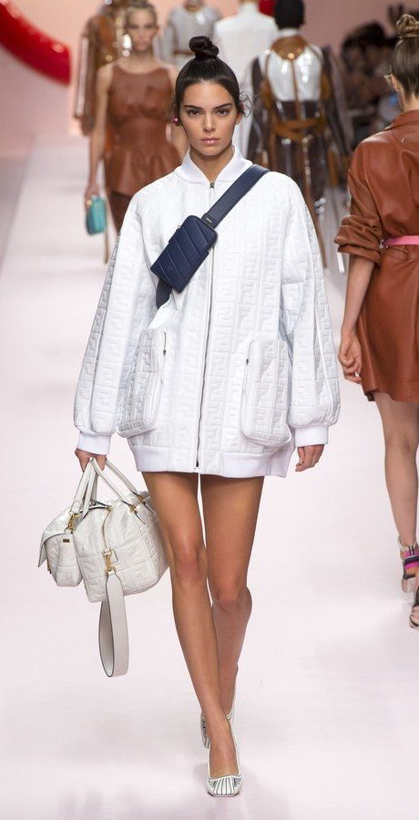 Fendi Spring/Summer 2019 RTW Collection